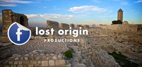 Lost Origin Productions now on Facebook
