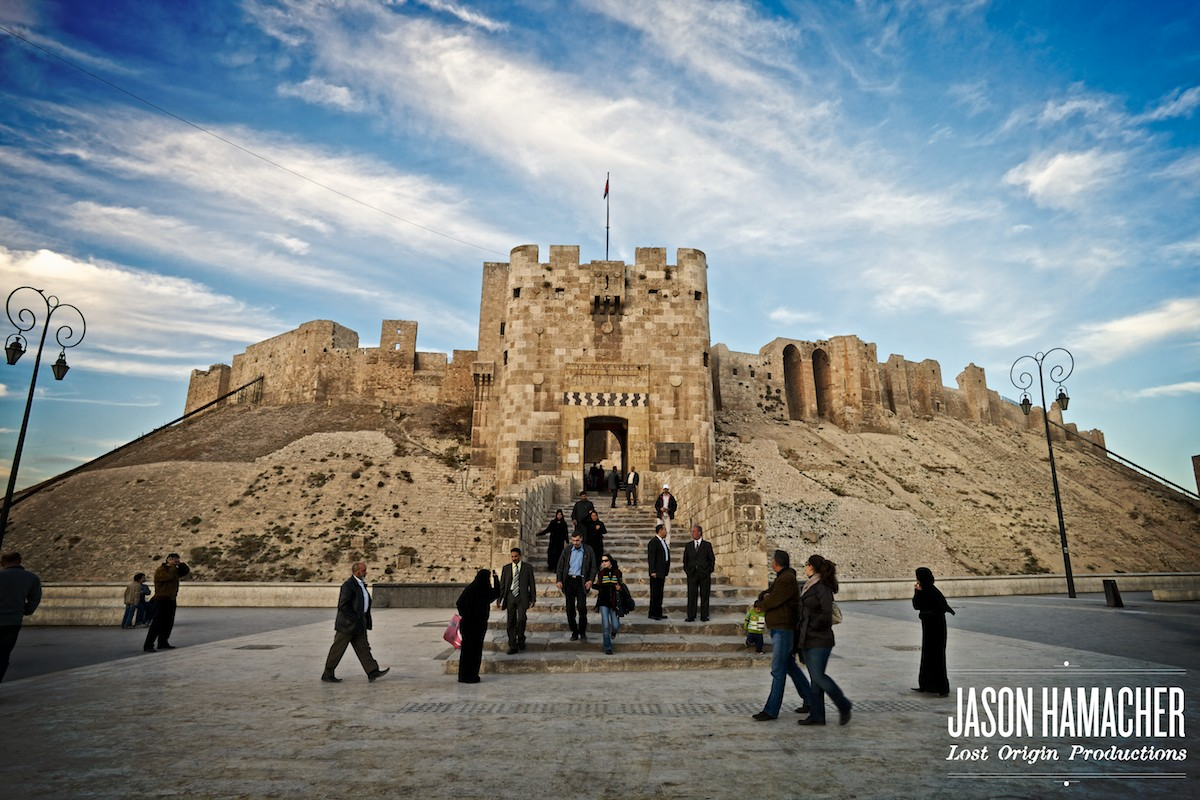 Citadel - Aleppo, Syria - Jason Hamacher - Lost Origin Productions