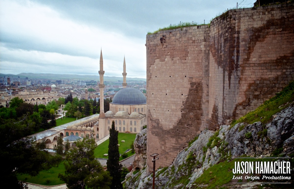Urfa (Edessa), Turkey - Jason Hamacher - Lost Origin Productions